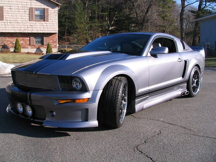 The Loudest American Muscle - Modern Eleanor 06′ Mustang