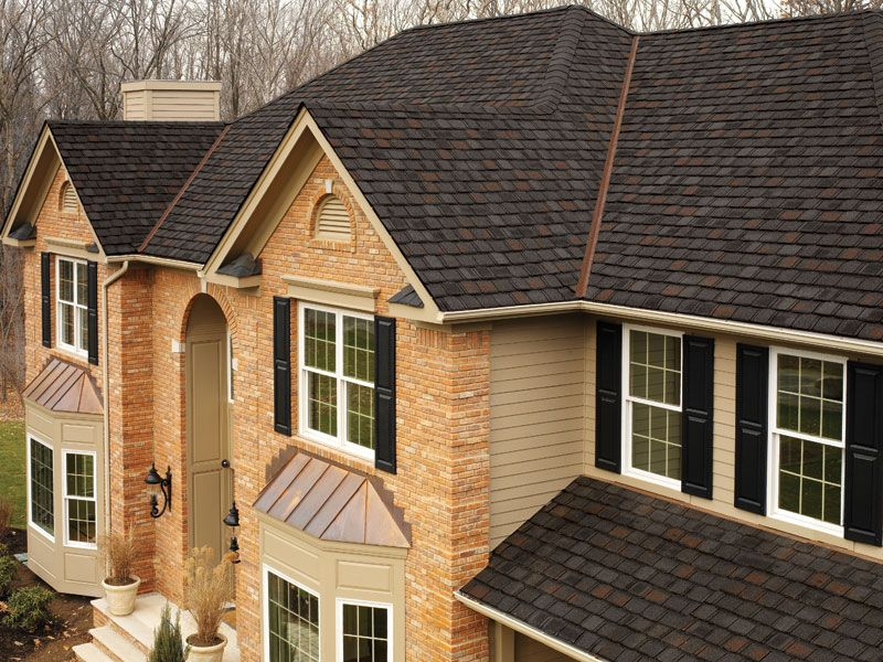Quality First Home Improvement Sheffield Black Gaf Designer Roof Shingles Home Construction Reviews Gaf Roofing Contractors Roof Shingles Roofing