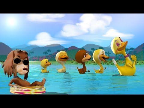Todos Los Patitos El Perro Chocolo Canciones Infantiles Perro Chocolo Canciones Infantiles Canciones De Niños