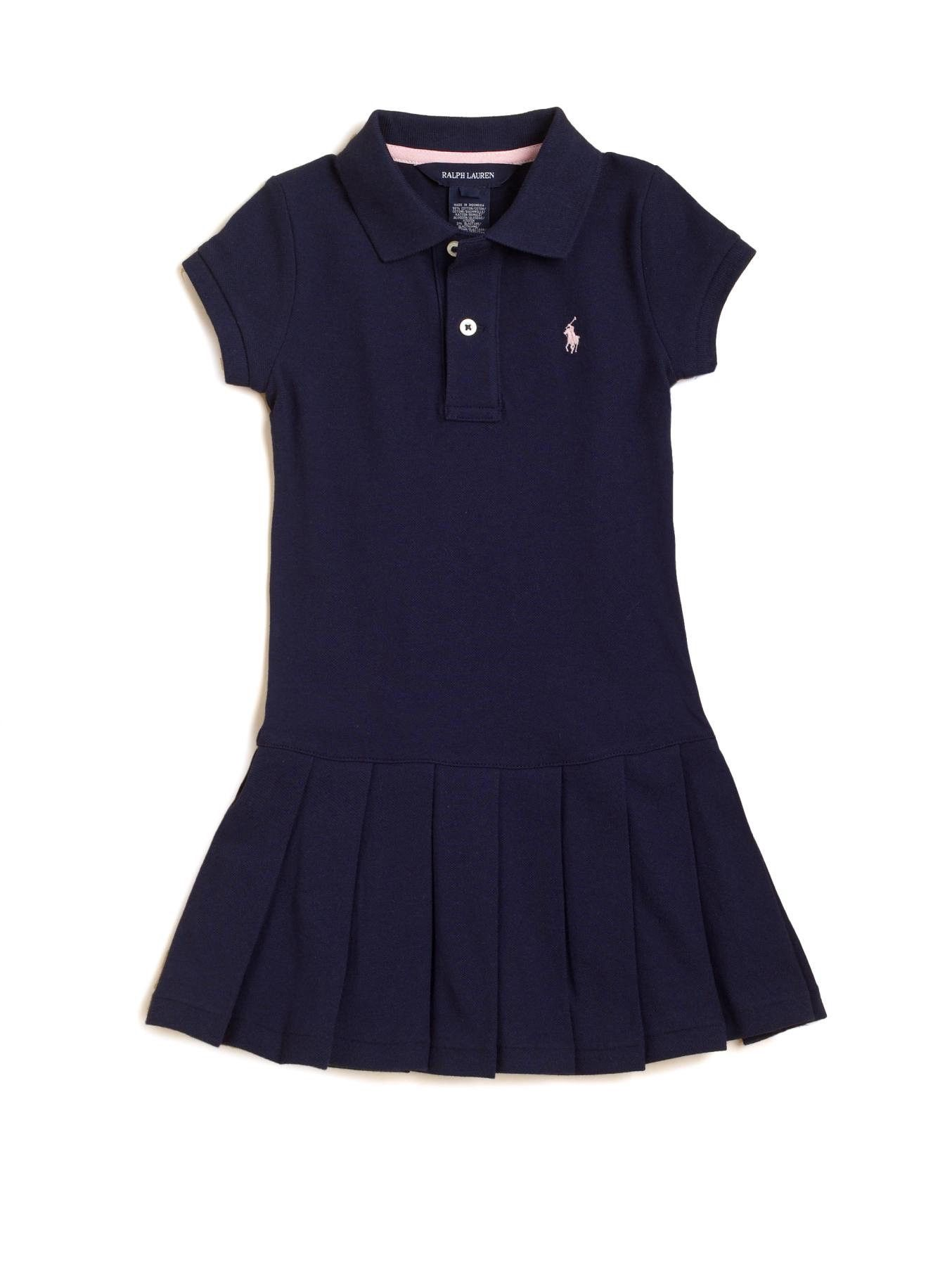 7f51ceb41 Toddler s   Little Girl s Polo Dress by Ralph Lauren in 2019 ...