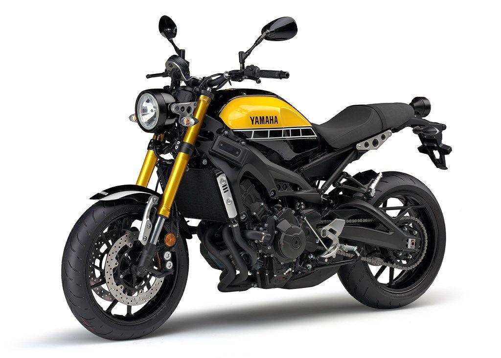 MILAN SHOW Wasp Turns Into New Yamaha XSR900
