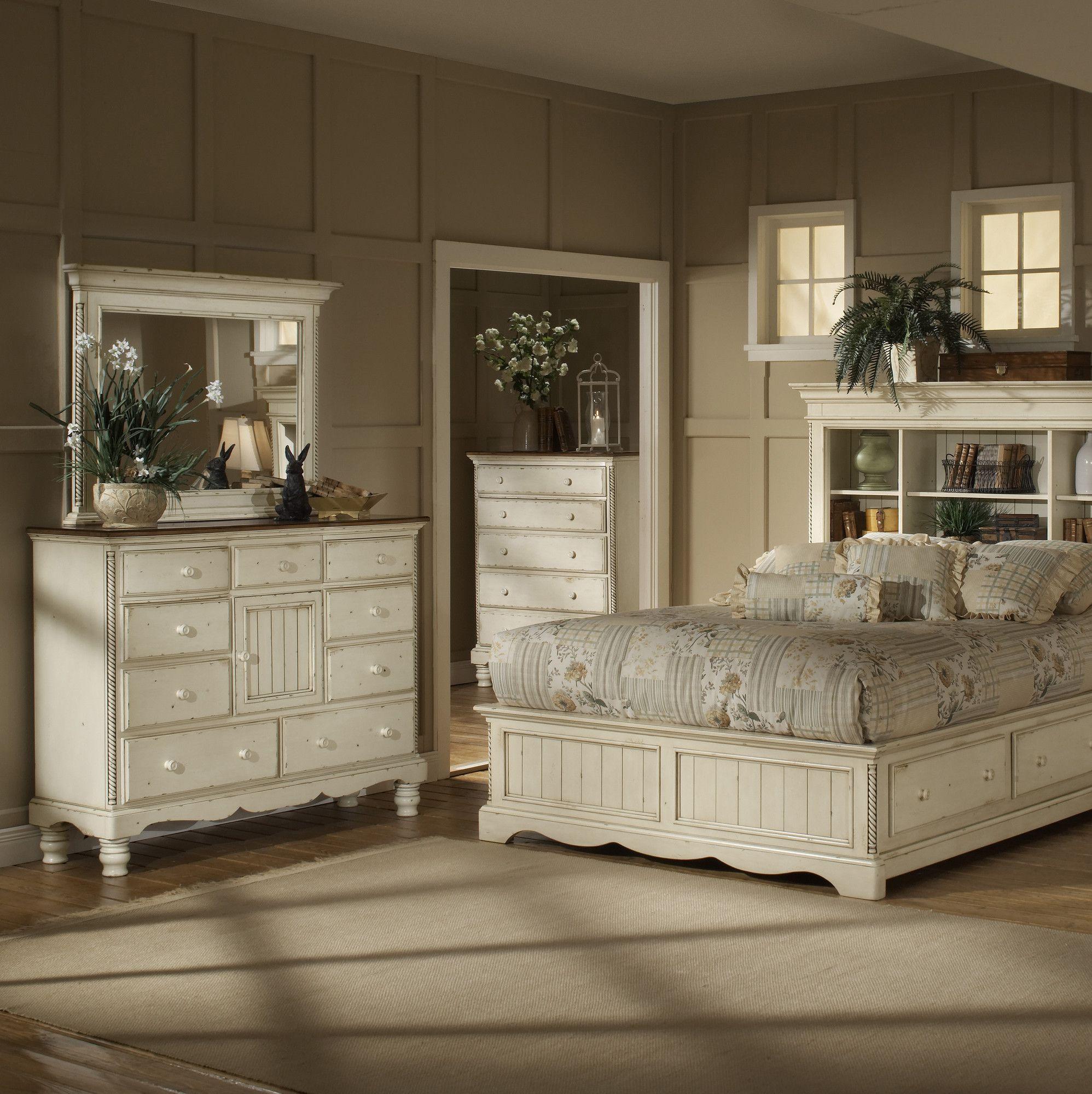 Halton Panel Headboard Hillsdale Furniture White Bedroom Set Furniture