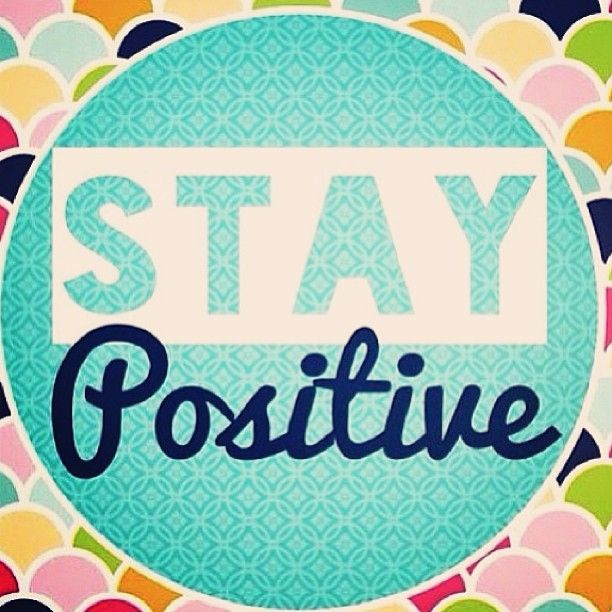 Happy Tuesday!! Just a little reminder to start the day with positive thoughts and the affirmation