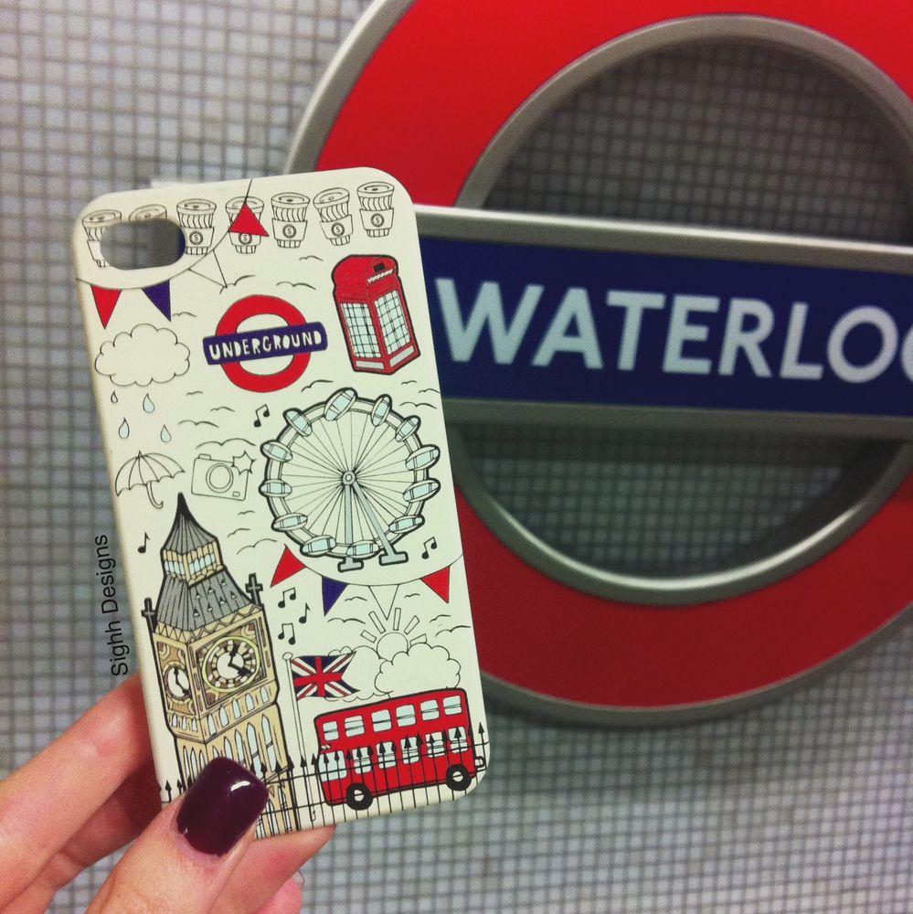 London Underground phone case - I love.   Phone cases ...