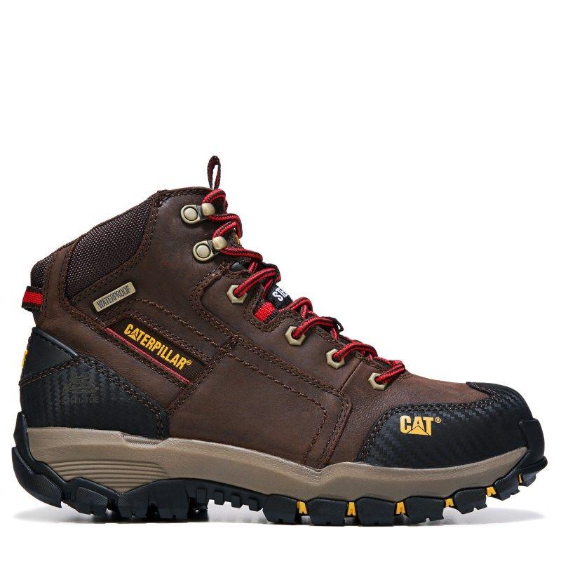 Steel toe boots, Waterproof steel toe