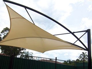 Shade Sails Tension Structures Architectural Membrane Structures