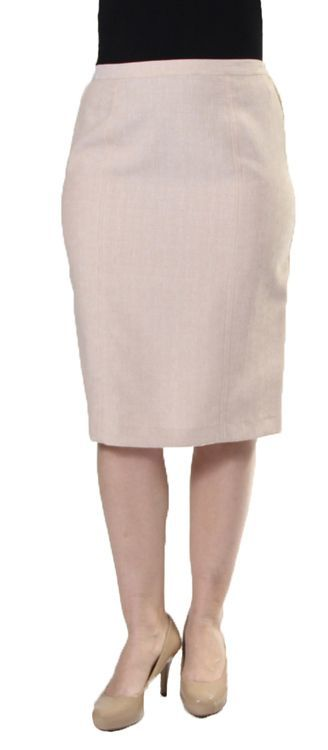 Romancing The Stone Skirt in Stone by Alfred Dunner