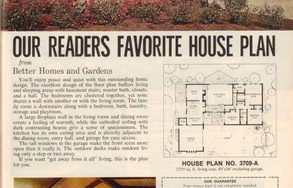 Better Homes And Gardens House Plan 3709 A Better Homes And Gardens House Plans How To Plan