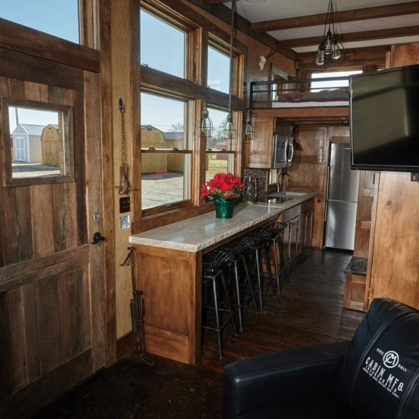 Bushwhacker Tiny House For Sale, Heavily Discounted