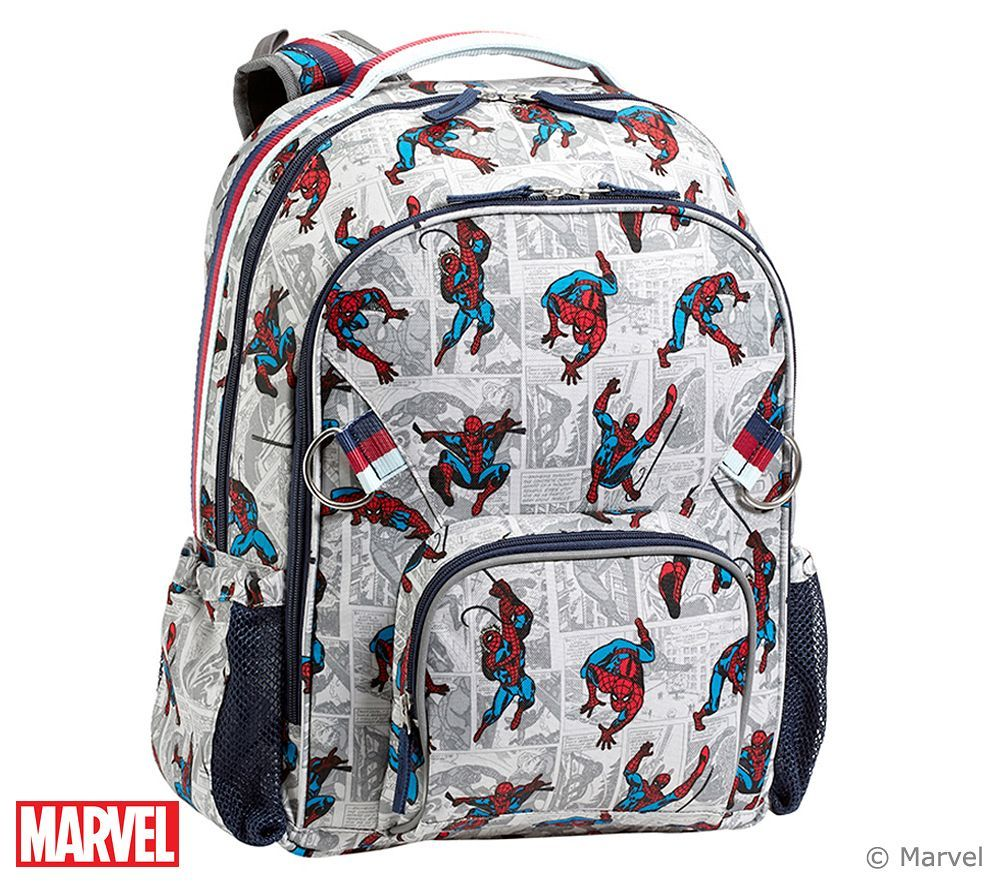Allover Spider Man Backpacks Large Backpack Backpacks
