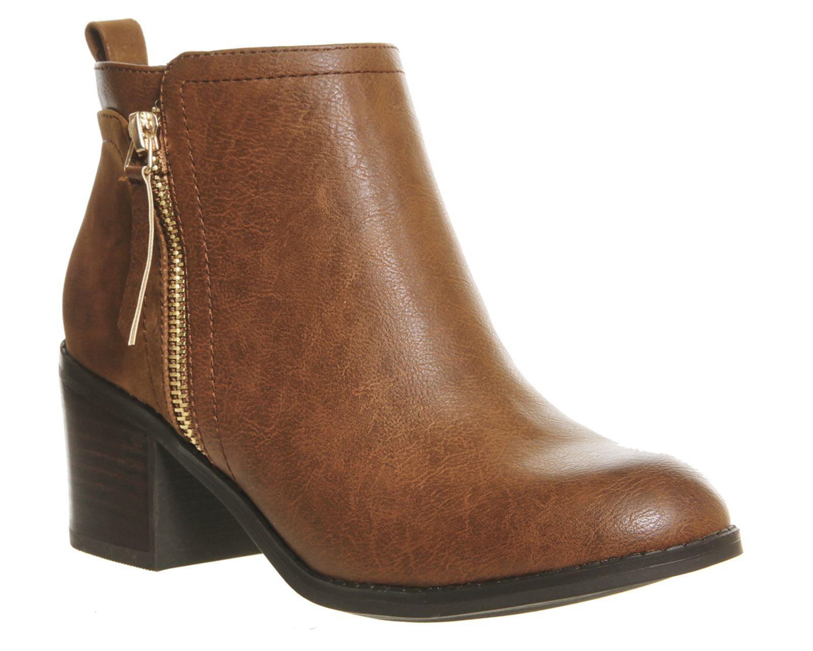 Lola Double Zip Boots