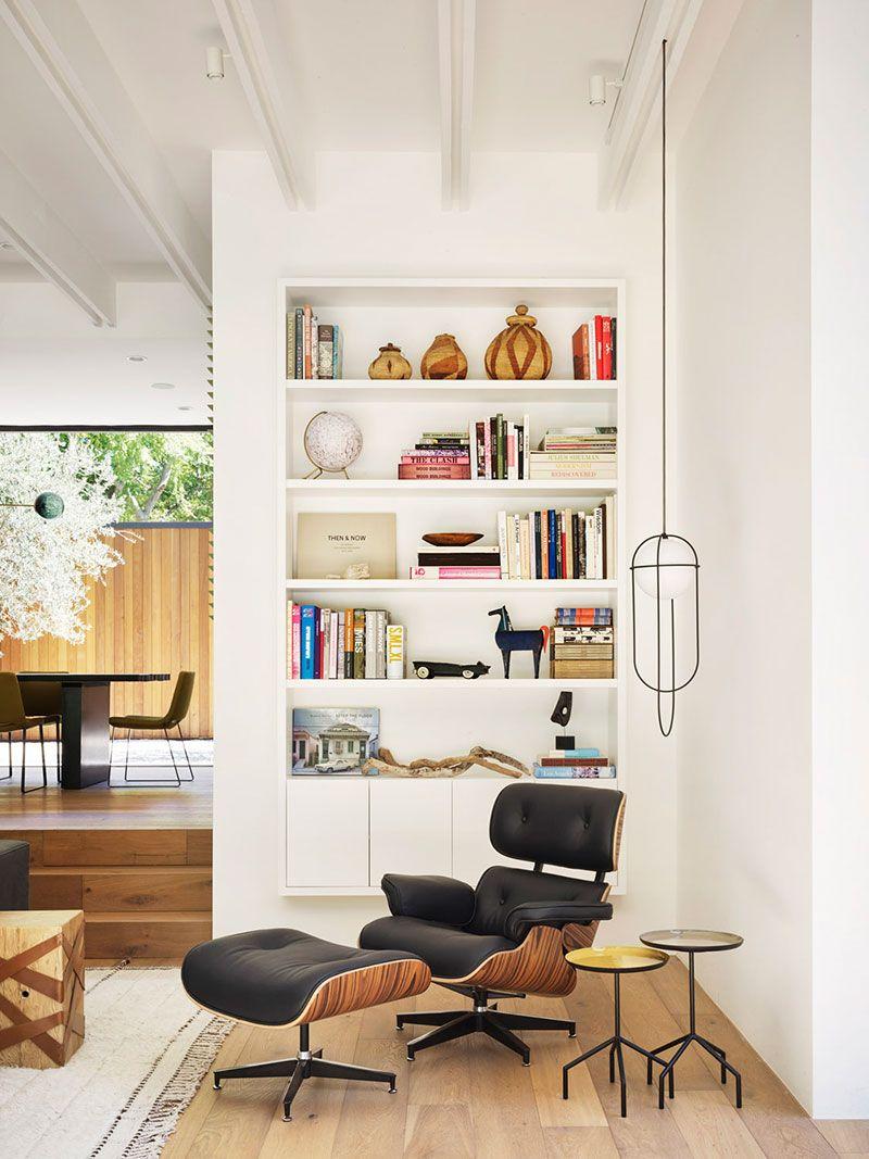 Sunny Architect S Home In Harmony With Nature In Los Angeles Foto Idei Dizajn En 2020 Interieur Maison Decoration Maison Maison