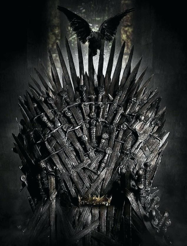 Iron Throne Wallpaper (60+ images) Game of thrones