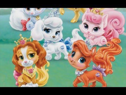 Youtube Disney Princess Palace Pets Princess Palace Pets Palace Pets