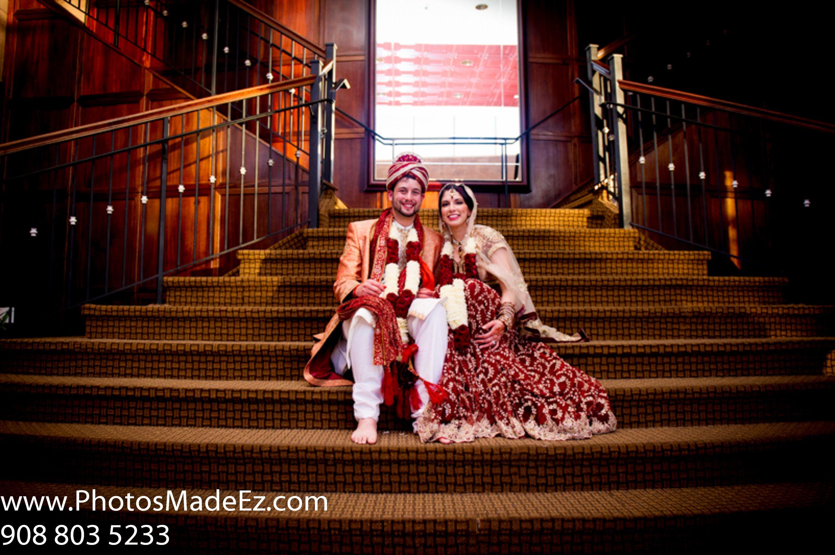 Indian/ Interfaith Wedding by PhotosMadeEz featured in Maharani Weddings in Sheraton Eatontown, NJ along with fellow vendors Kanwal Batool, Elegant Affairs, Mughal Catering.
