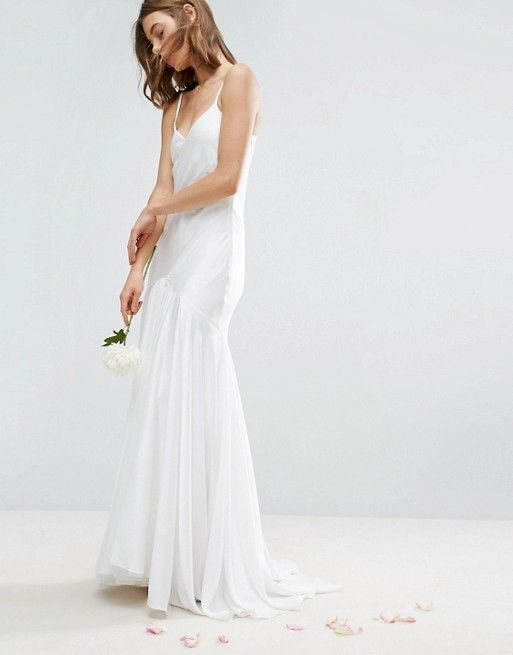 Where to Buy Affordable Wedding Dresses - Rackedclockmenumore-arrow : The places to look for bridal gowns under $1,000.