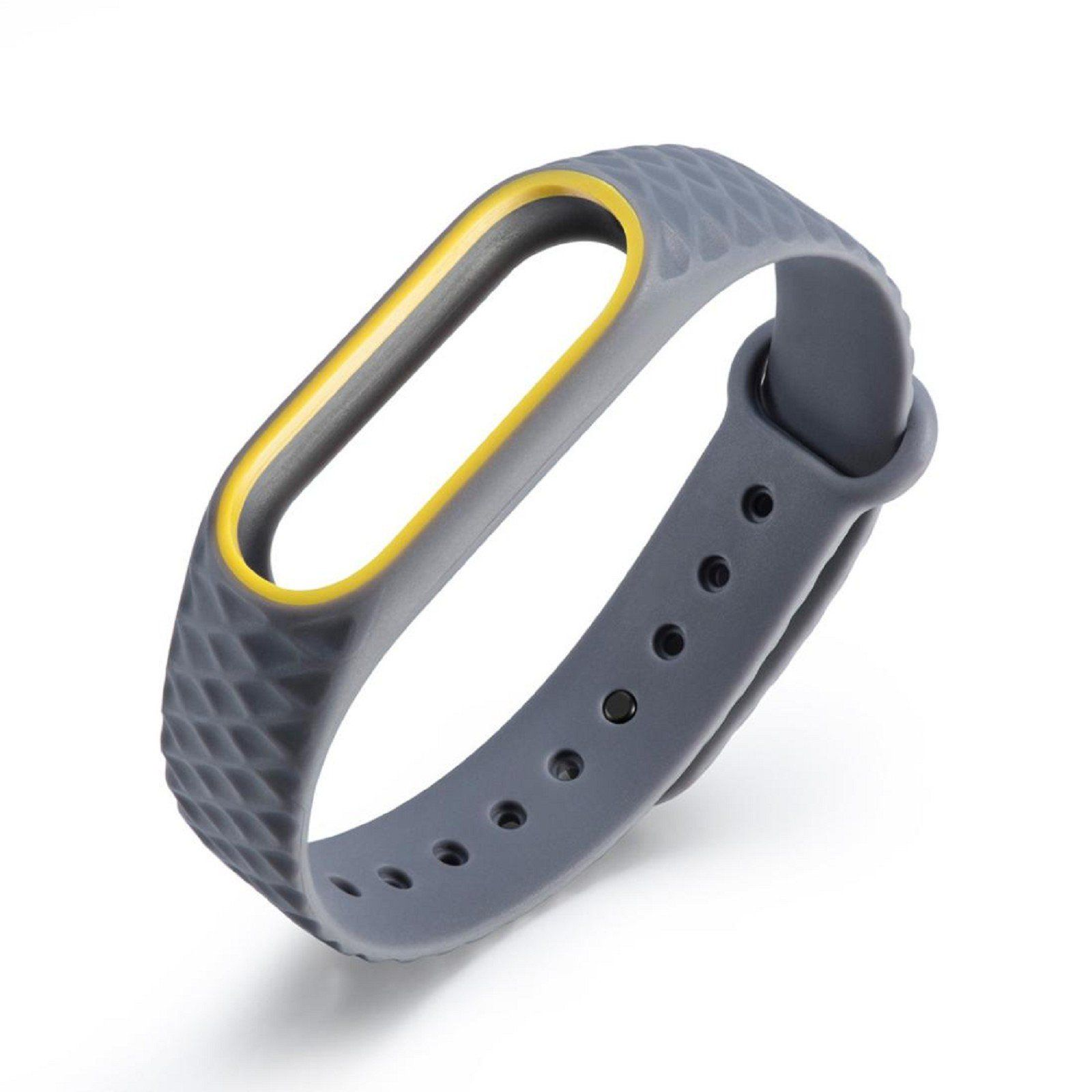 Owill 10PC Multicolour Replacement Silicone Watch Bracelet Band