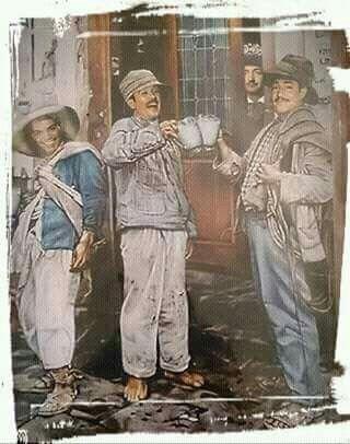Grandes Figuras Tomando La Vevida De Los Dioses Pulque Mexican Artists Mexican Pictures Record Albums Art