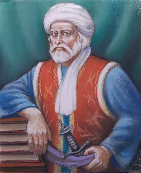 File Khushal Khan Khattak Jpg Wikipedia The Free Encyclopedia History Mughal Empire Warrior