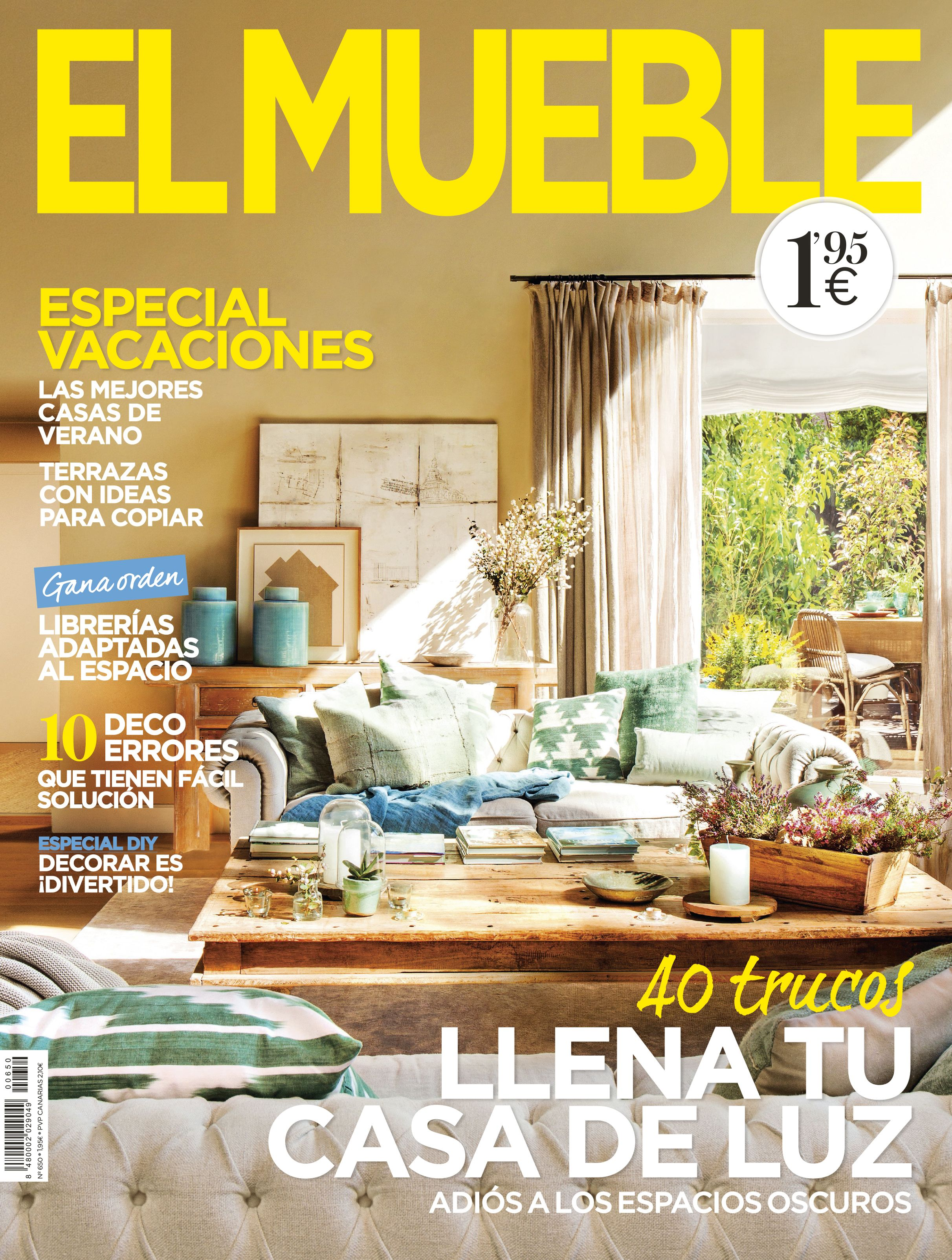 Revistas Muebles El Mueble Revista De Decoración Decoracion Table