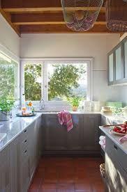 Resultado de imagen para cocina con puerta ventana