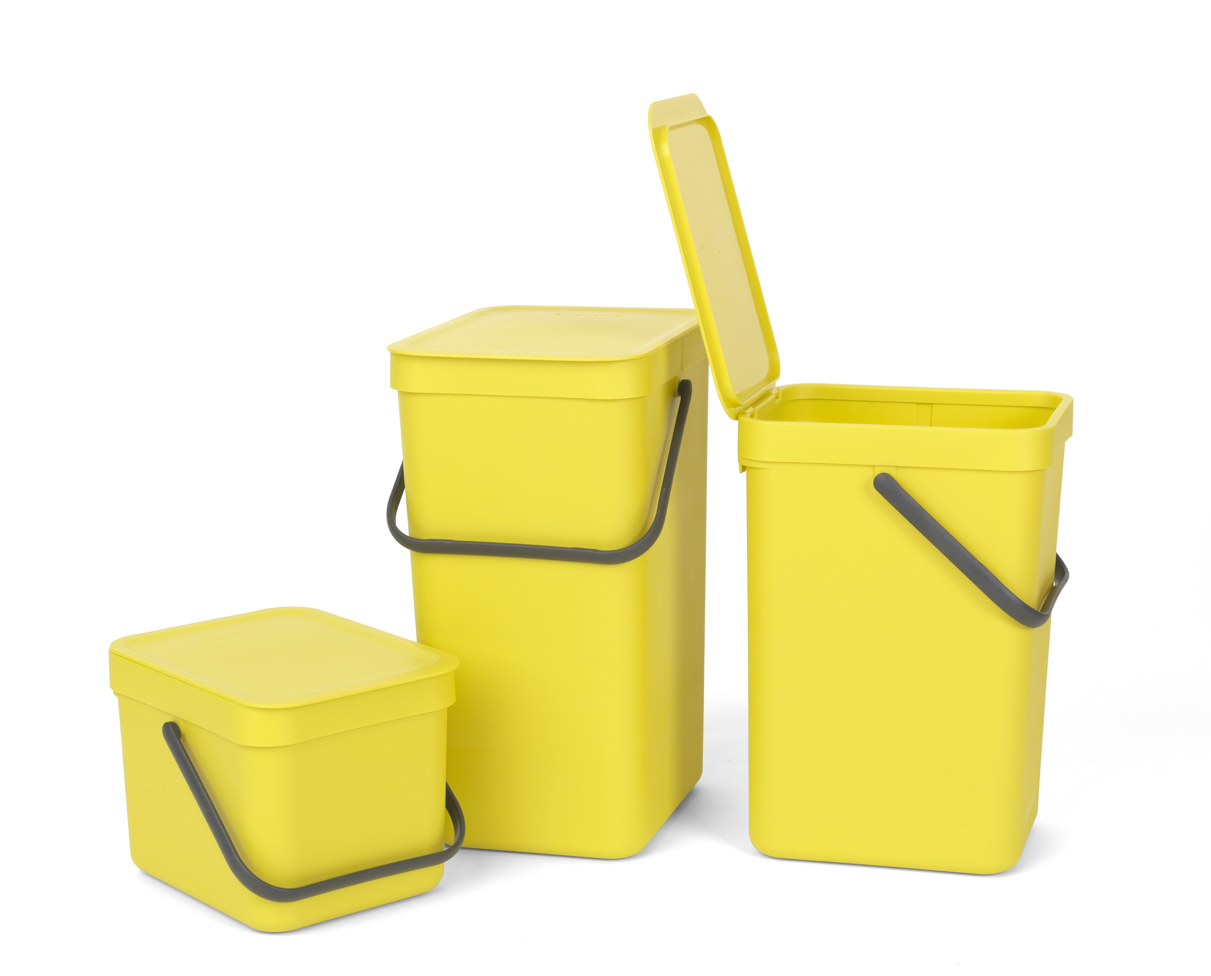 Sort Go Waste Containers for Brabantia by the Value Factory team