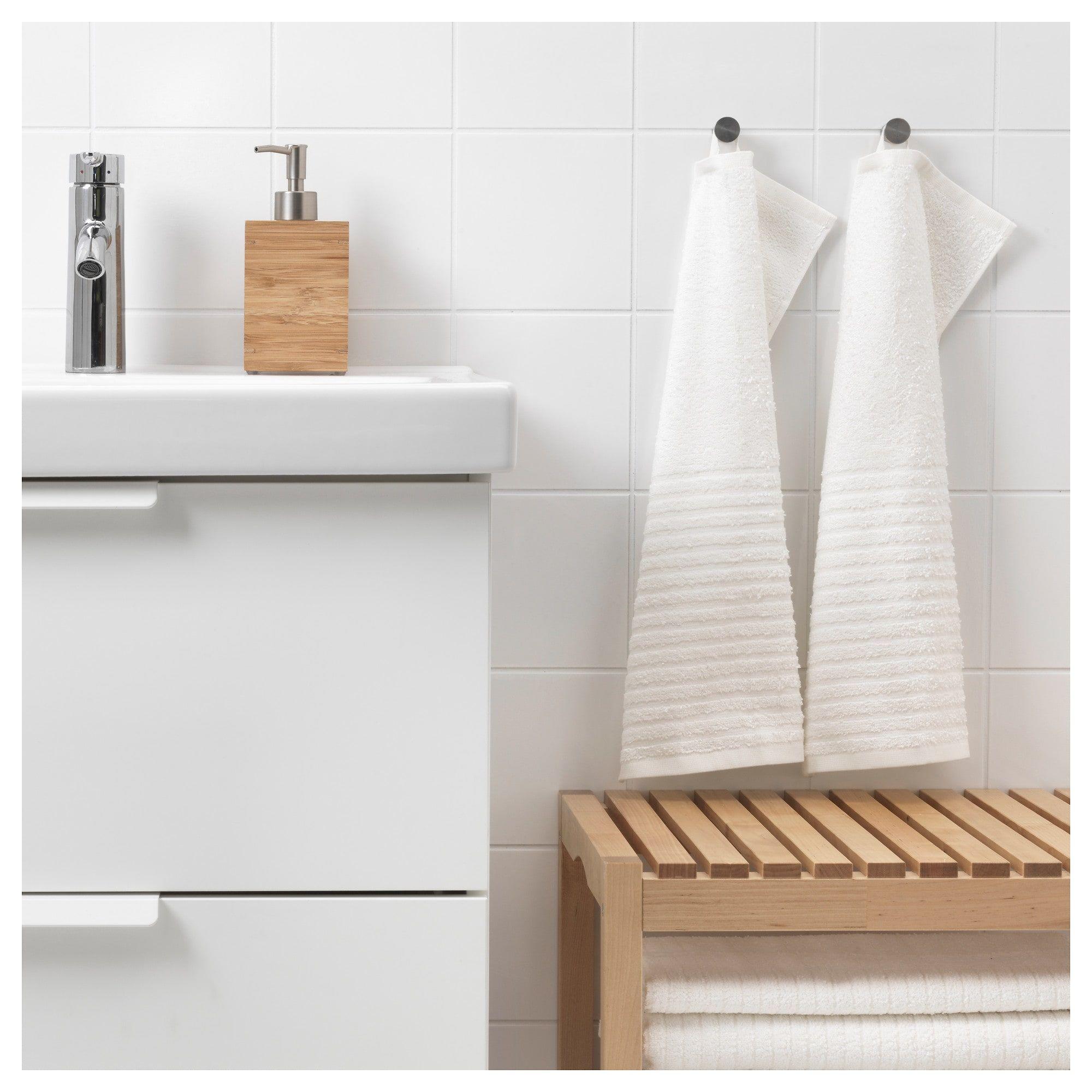 Vagsjon Gastehandtuch Weiss Ikea Ikea Produkte Und Handtucher