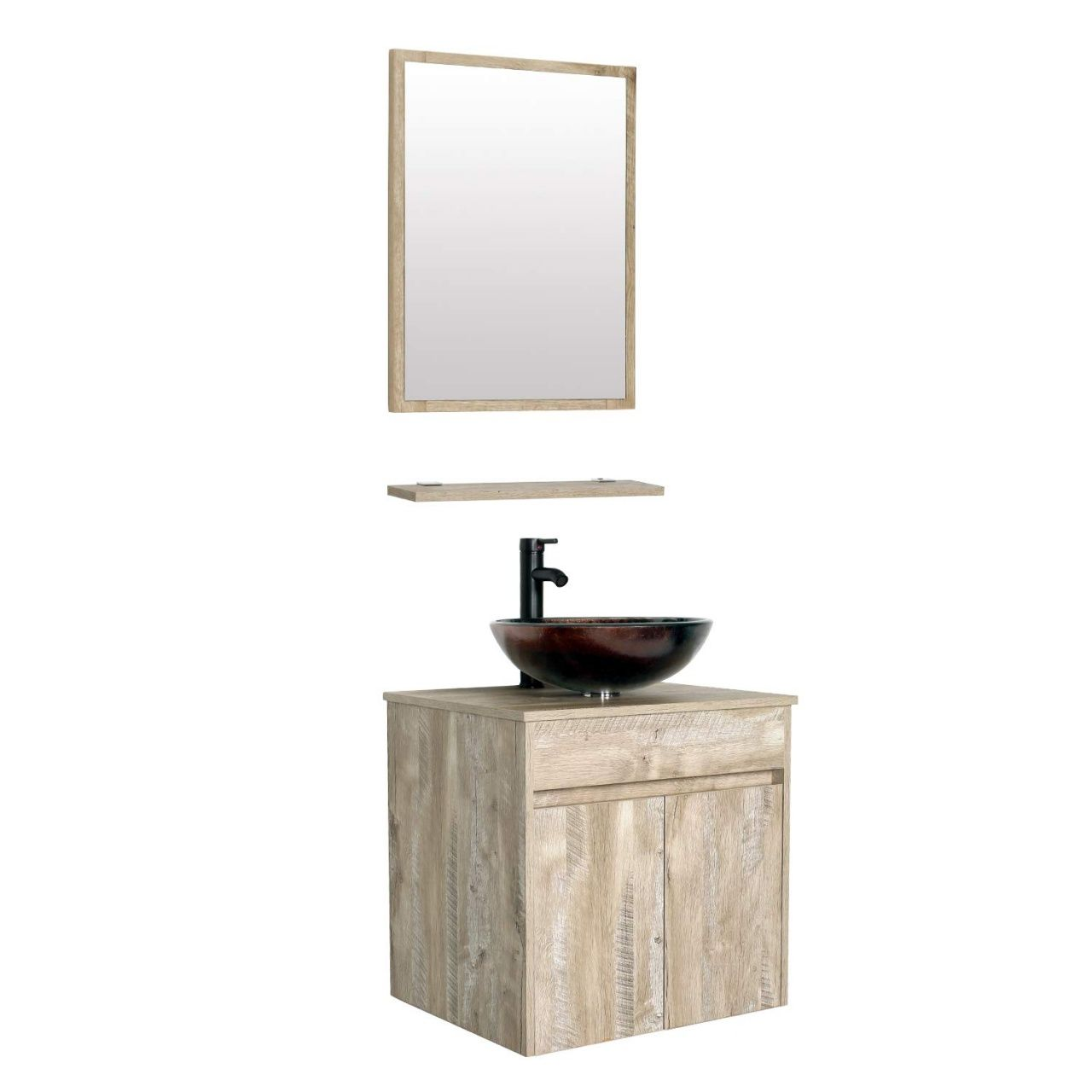 58 Inch Bathroom Vanity Single Sink In 2020 Bathroom Vanity