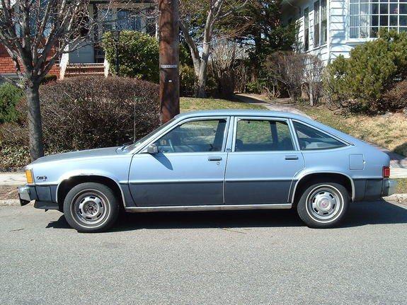 1983 Chevrolet Citation