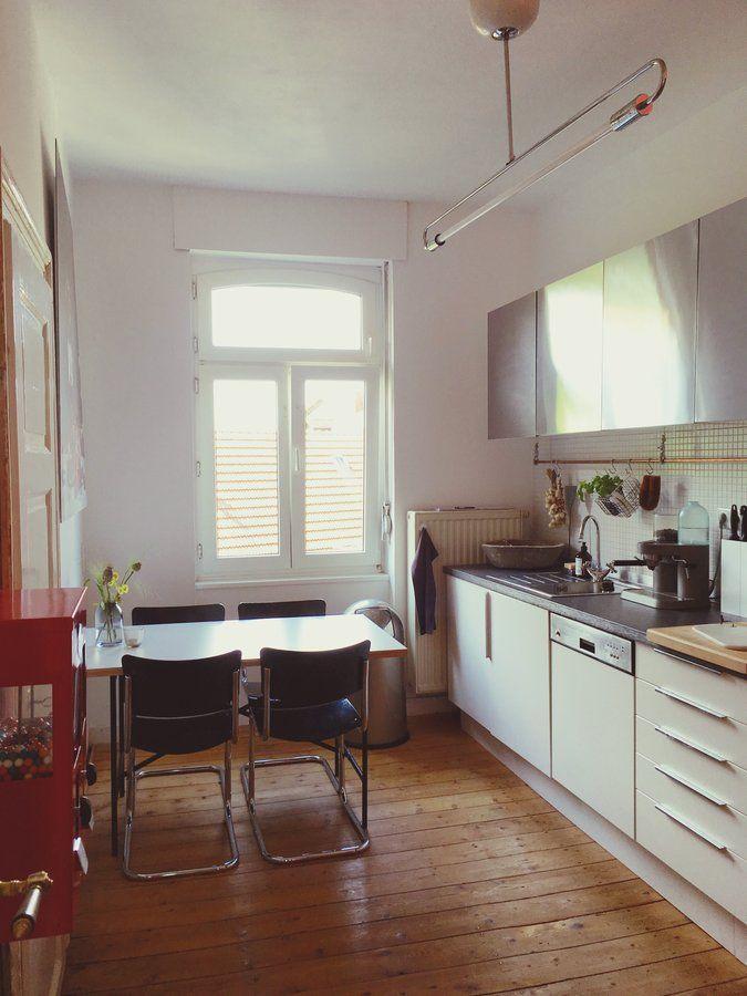 Küche | SoLebIch.de | Wohnen, Große wohnzimmer, Wohnung kaufen