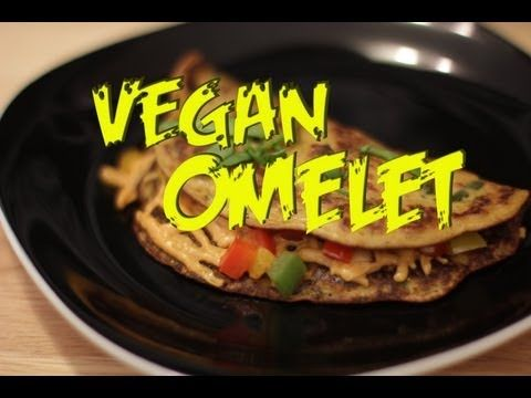 In This Video We Show You How To Make A Vegan Omelet Which We Like To Call Our Vegan Zomblette We Made Several Omelets And Mad Vegan Zombie Food Vegan Foodie