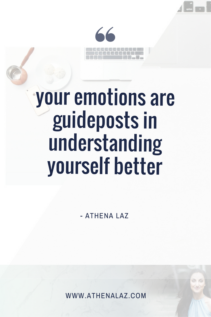 Emotions Understanding Yourself Better Athena Laz Quotes