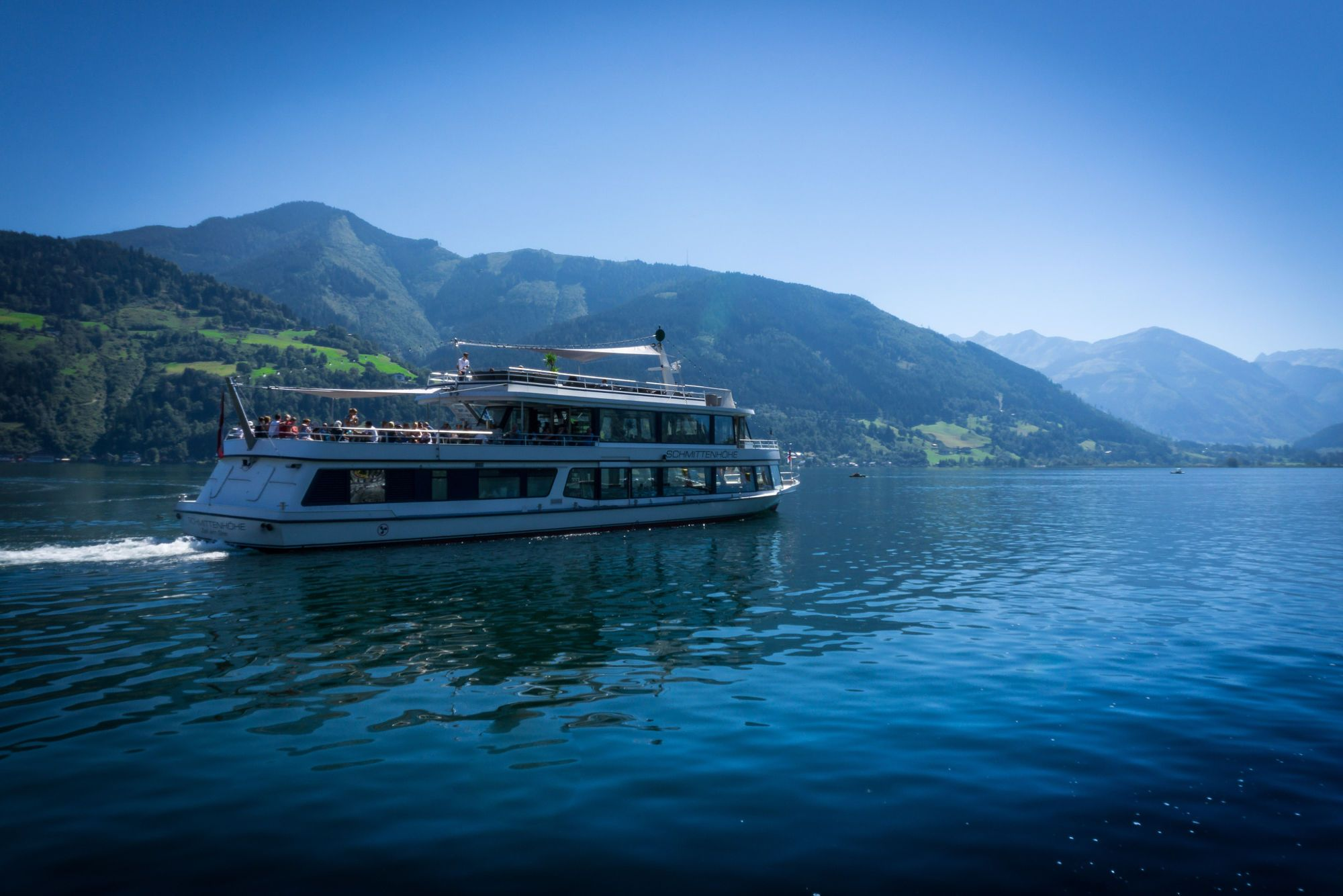 Zell am See by Gerald Tallafuss on 500px