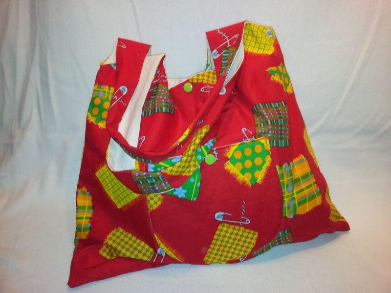 toller Einkaufsbeutel von EllyBagz auf DaWanda.com