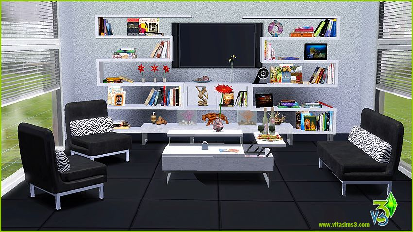 Delightful VitaSims 3.Download Everything For Your Sims3 Game!