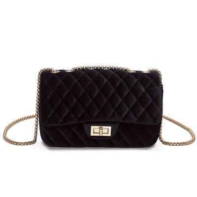 e258419517c Women Messenger Bag 2017 Brand Fashion Ladies Luxury Handbag Suede Chain  Shoulder Bag Quilted Women s Crossbody Bag Dollar Price