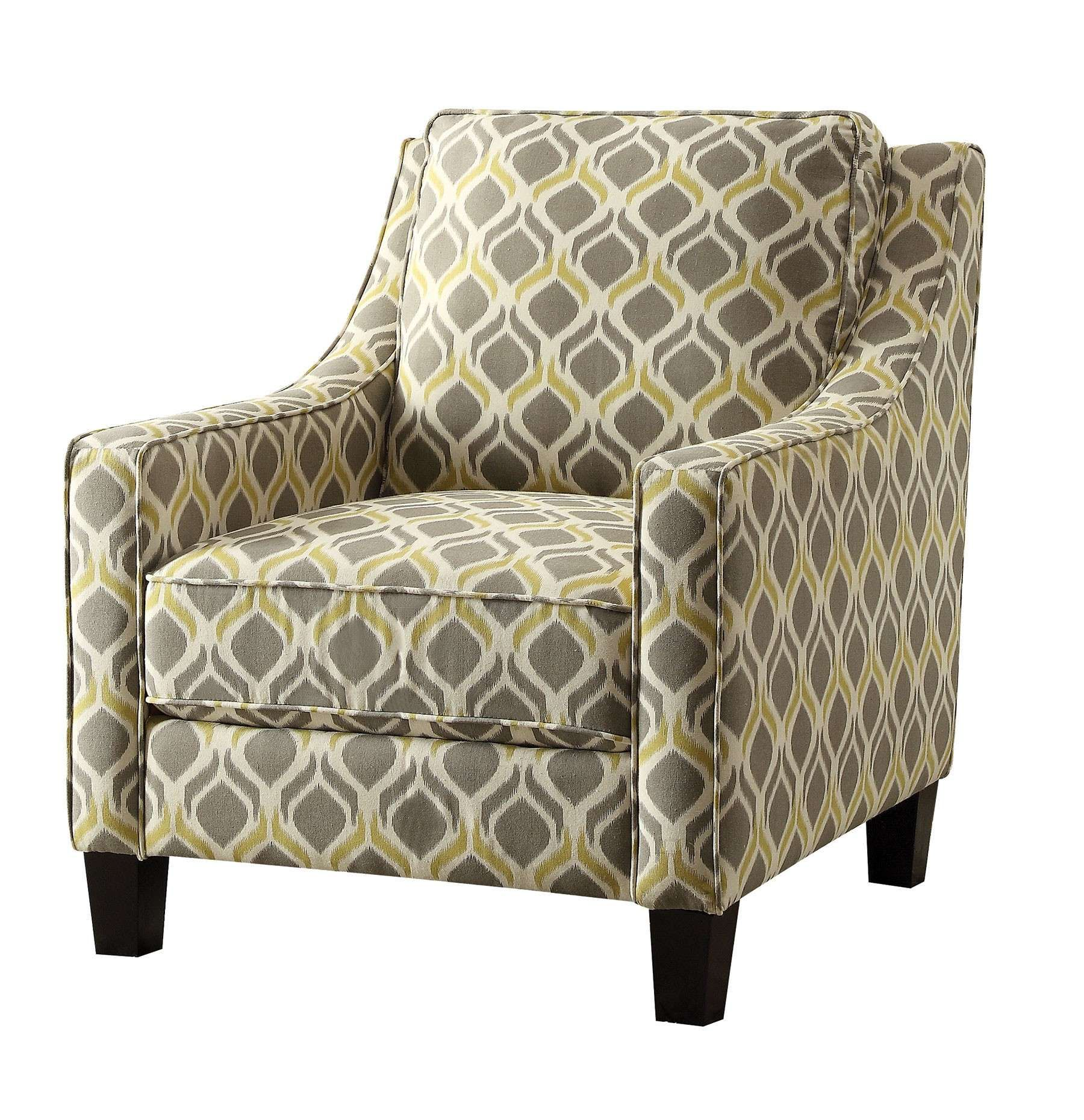 Peachy Gray And Yellow Accent Chair Hot Sellers Yellow Accent Machost Co Dining Chair Design Ideas Machostcouk