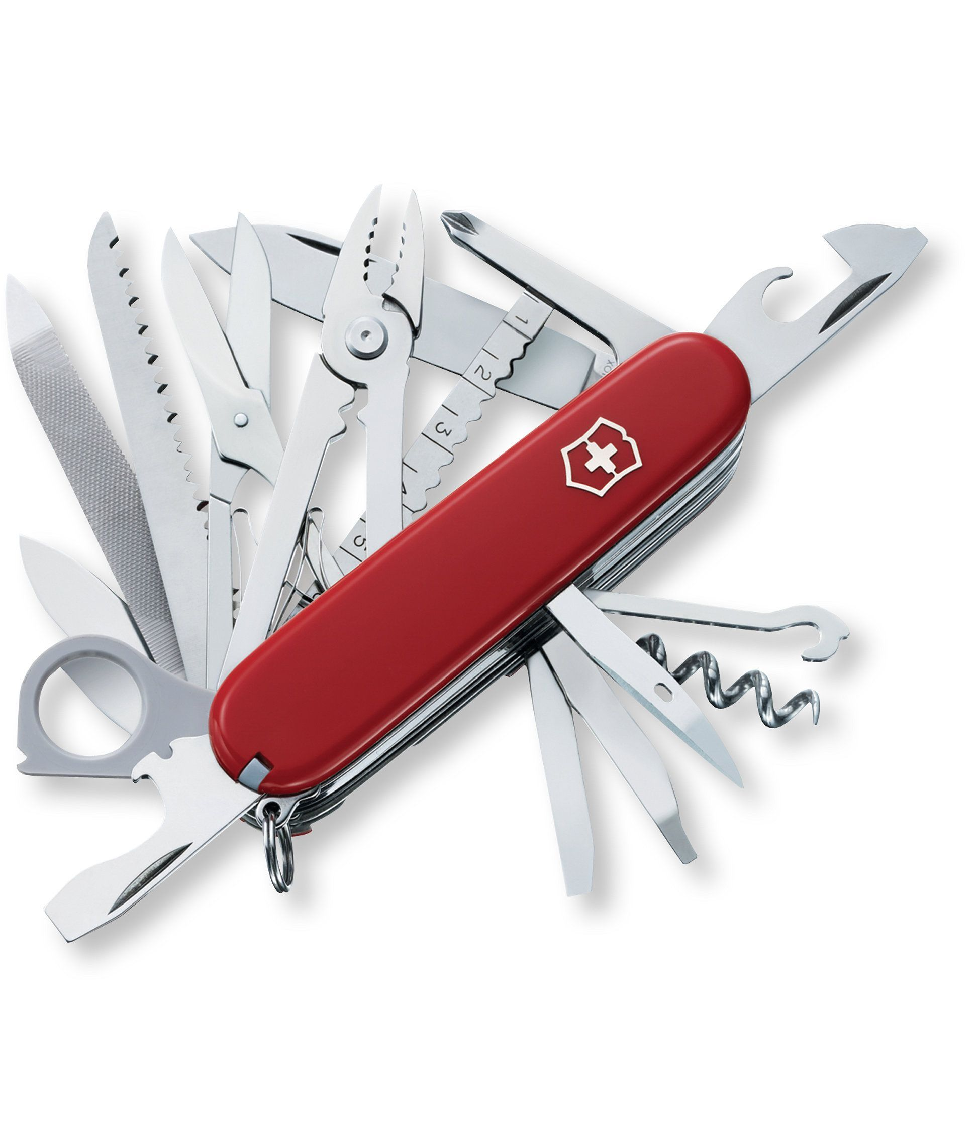 Victorinox® Swiss Champ Pocketknife | Products | Swiss army knife