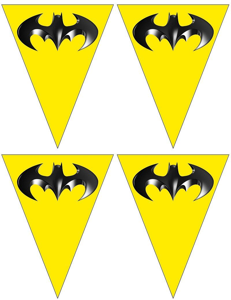 Superhero Party  C B Batman Banner Free To Use And Free To Share