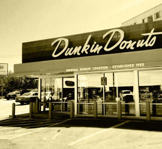 Original Dunkin Donuts - Quincy