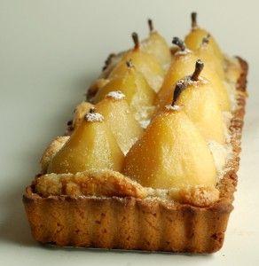 Photo of French Pear Tart – Chez Us