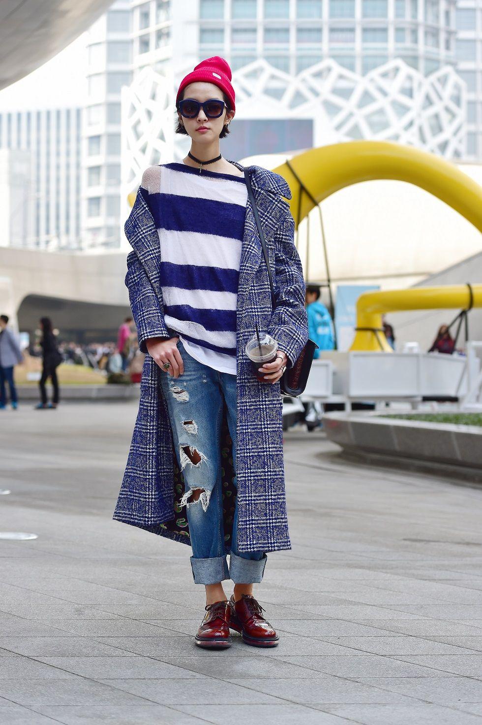 BUSAN : Photo | Korean street fashion, Korean model, Seoul ...