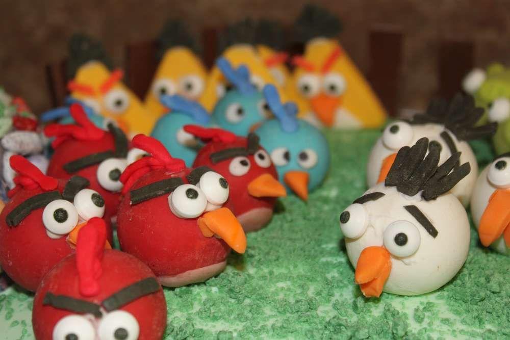 Angry Birds Birthday Party Ideas Little Einstein Cake Bird