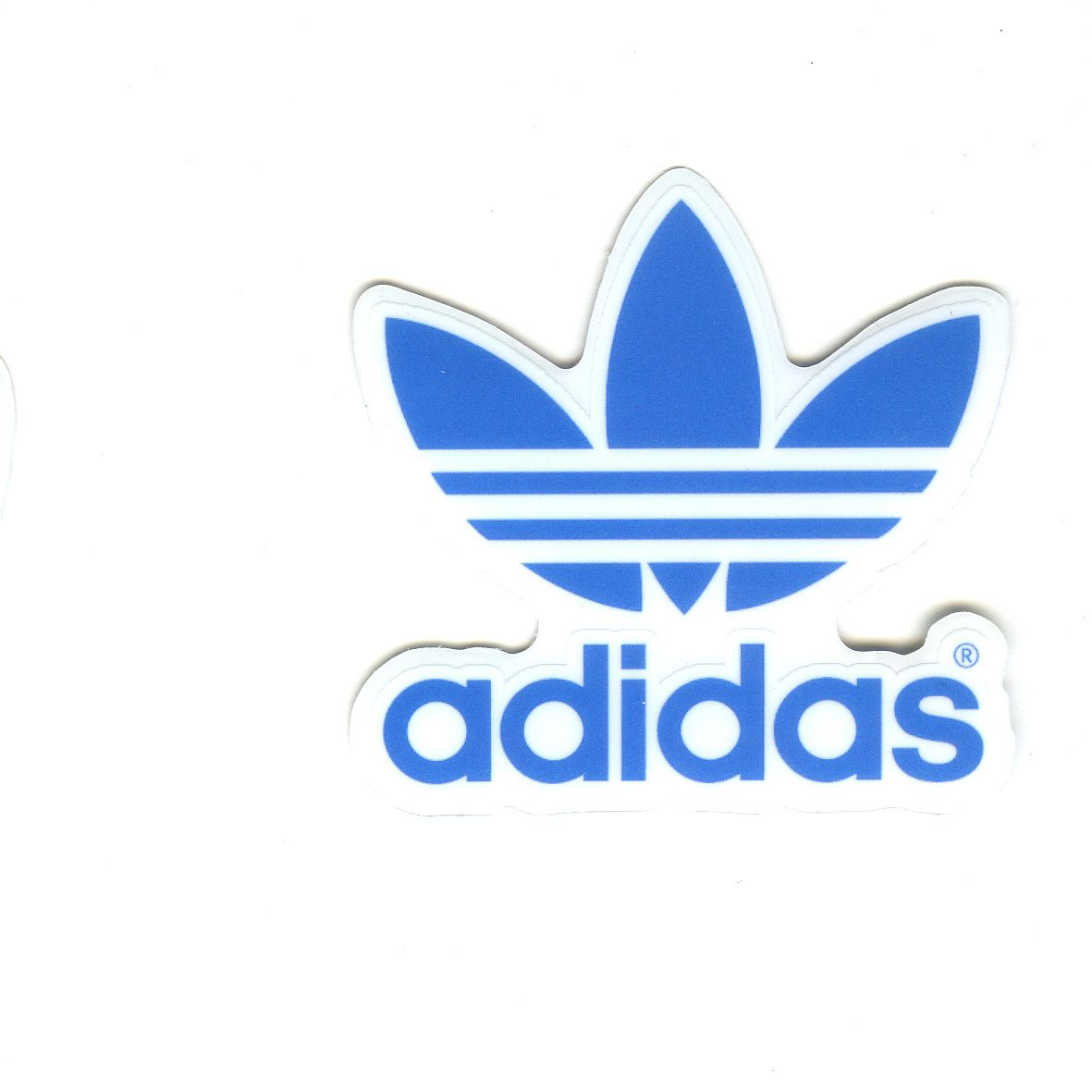 adidas originals sticker