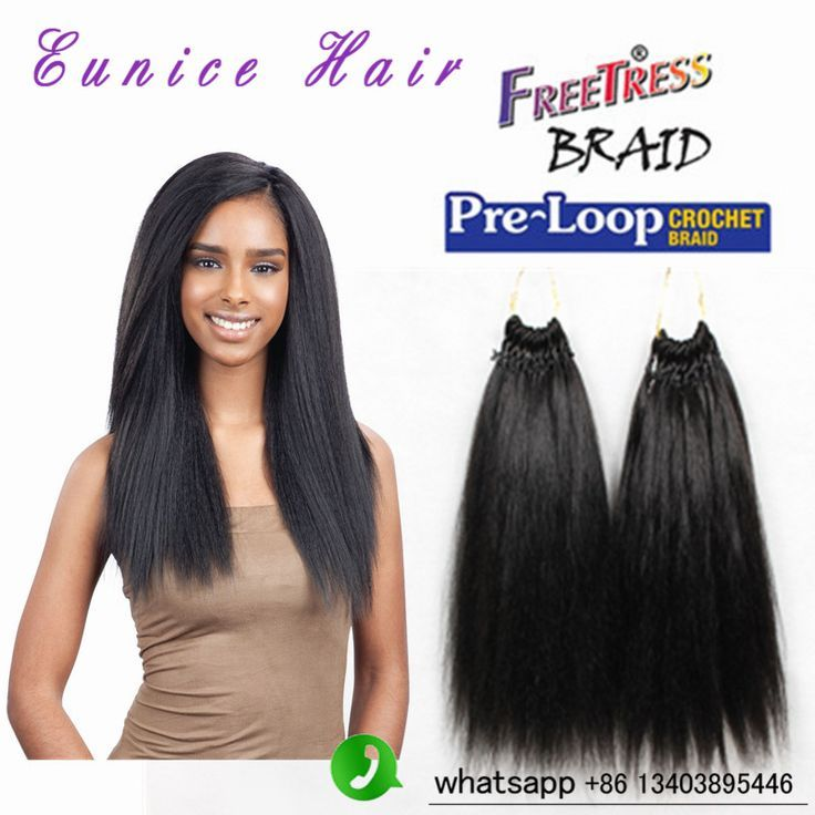 Synthetic braiding hair prelooped yaki straight crochet freetress cheap hair extension buy quality hair extensions bulk directly from china hair crochet suppliers eunice pre loop crochet hair dominican blow yaki straight pmusecretfo Choice Image
