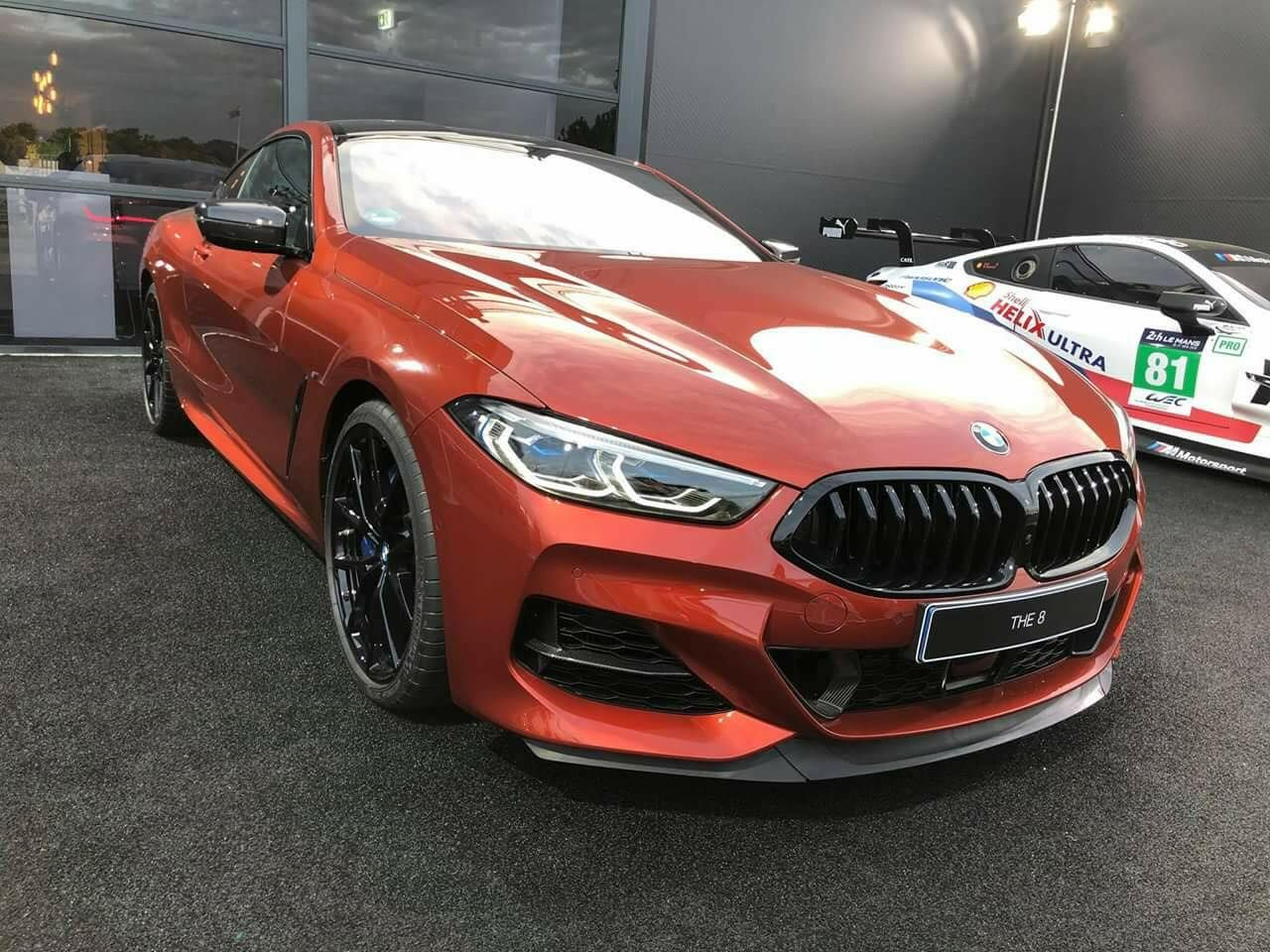 Bmw M850i Xdrive South African Pricing With Images Bmw New