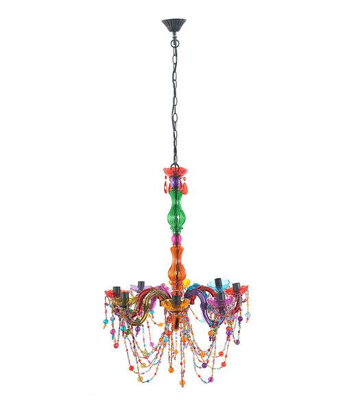 Look at this whimsical chandelier on zulily today my white look at this whimsical chandelier on zulily today mozeypictures Images
