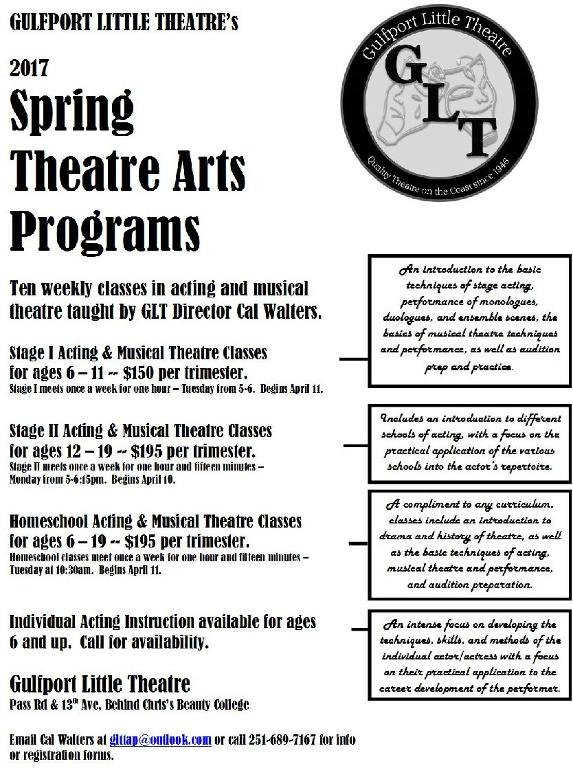 acting classes for beginners near me