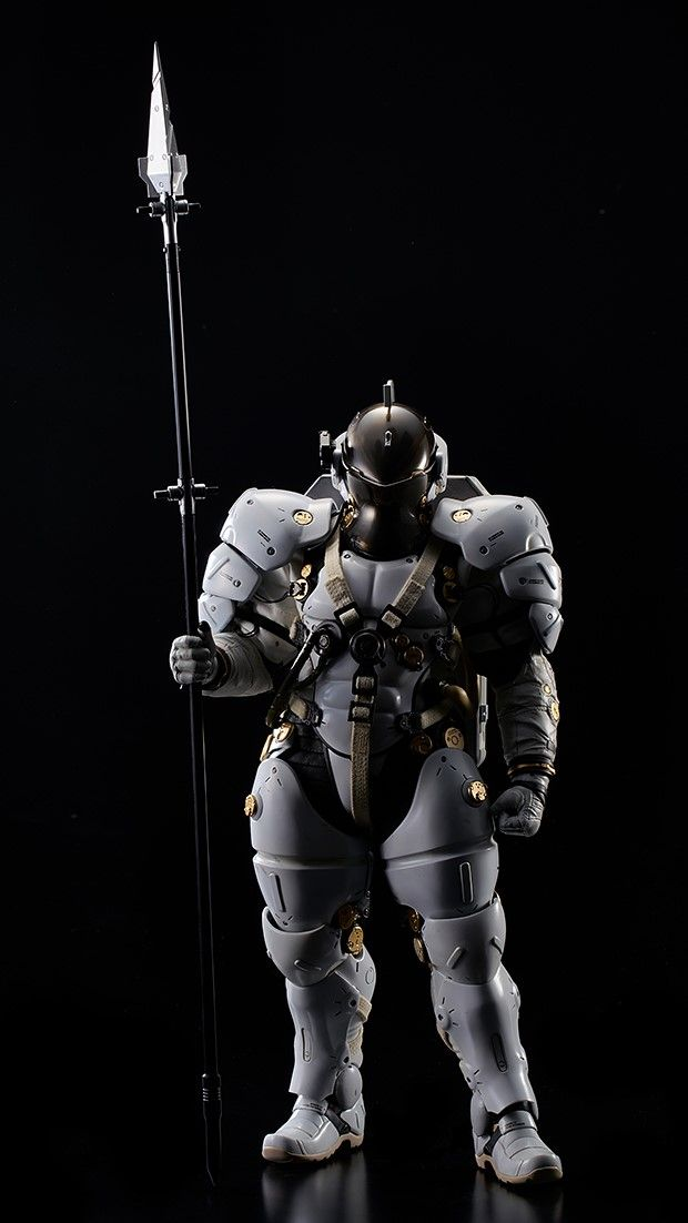 1/6 scale action figure of Ludens ,\u201cthe icon character\u201dfor