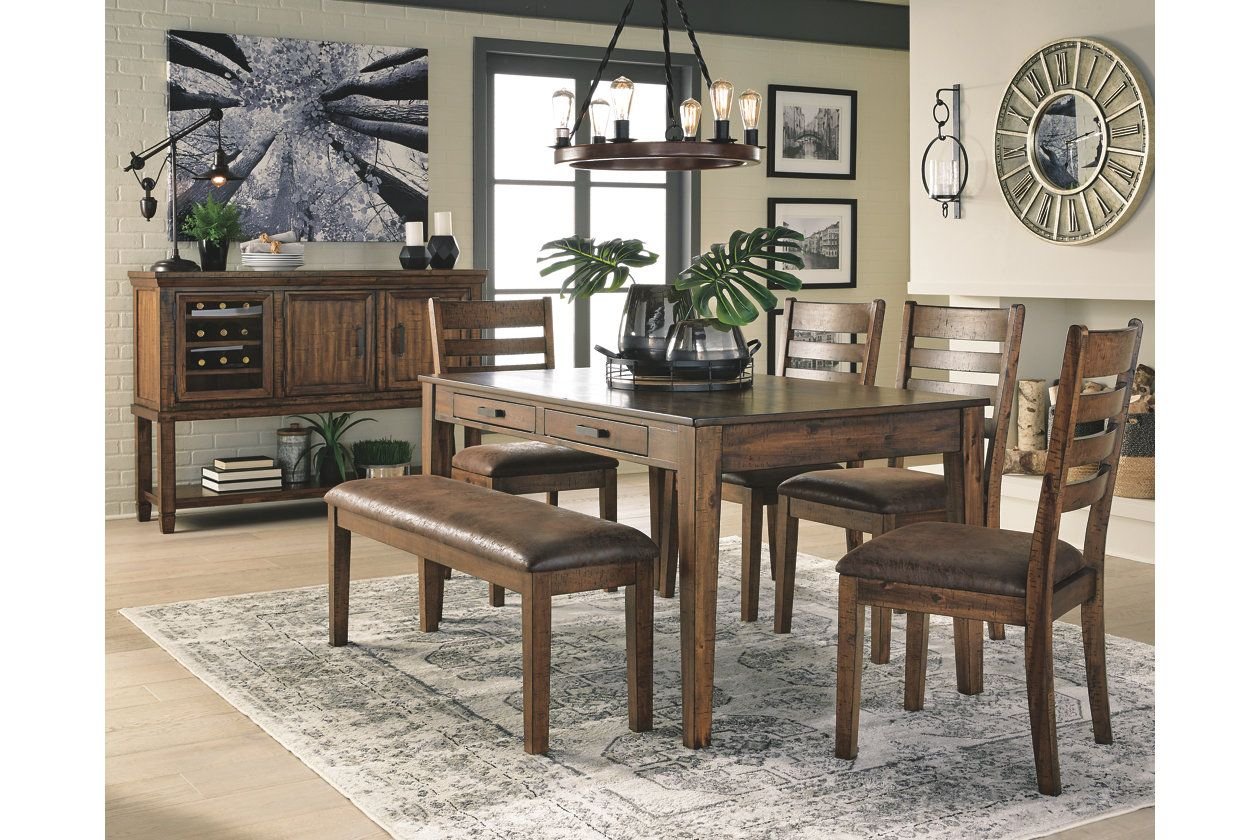 Royard Dining Room Table | Ashley Furniture HomeStore in ...